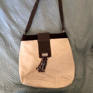 Earthbound crossbody bag